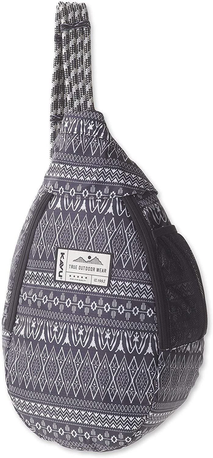 KAVU Ropesicle Insulated Lunch Bag Crossbody Cooler - Multicolored