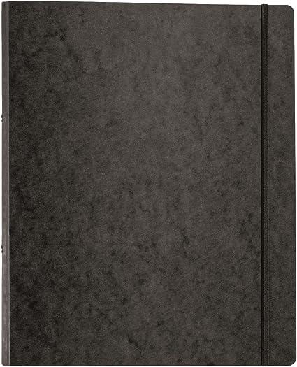 A4 Pagna 44100-04 con elastico nero Raccoglitore ad anelli 16 mm