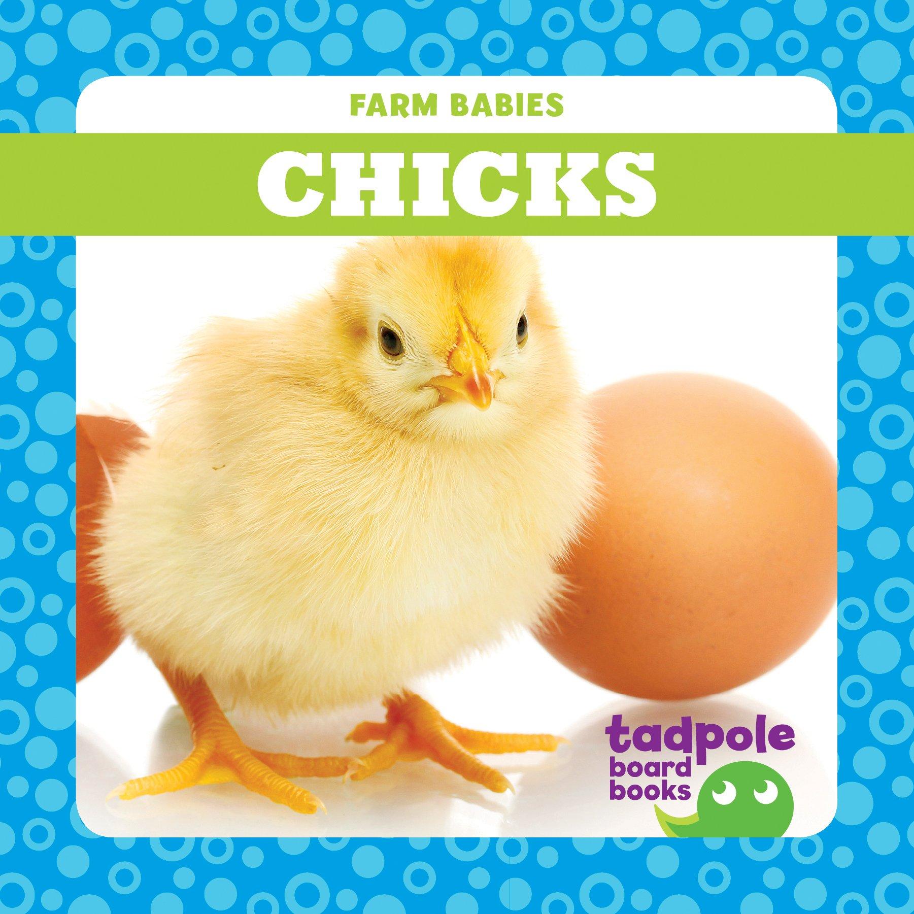 Download Chicks (Tadpole Board Books: Farm Babies) pdf