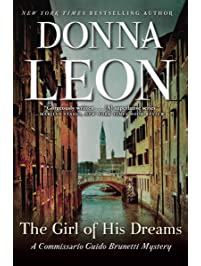 The Girl of His Dreams (Commissario Brunetti Book 17)
