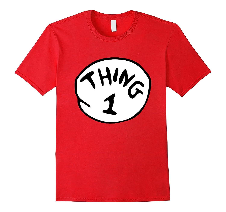 T-h- i-n- g 1 and T-h- i-n- g 2 - T-h- i-n- g 1--2 New shirt-Art