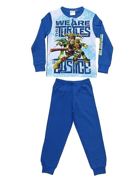 Warner Bros Pijamas, Diseño Barbapapa Color Azul Royal 5 Años