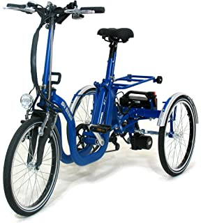 Di Blasi R-34 triciclo eléctrico plegable