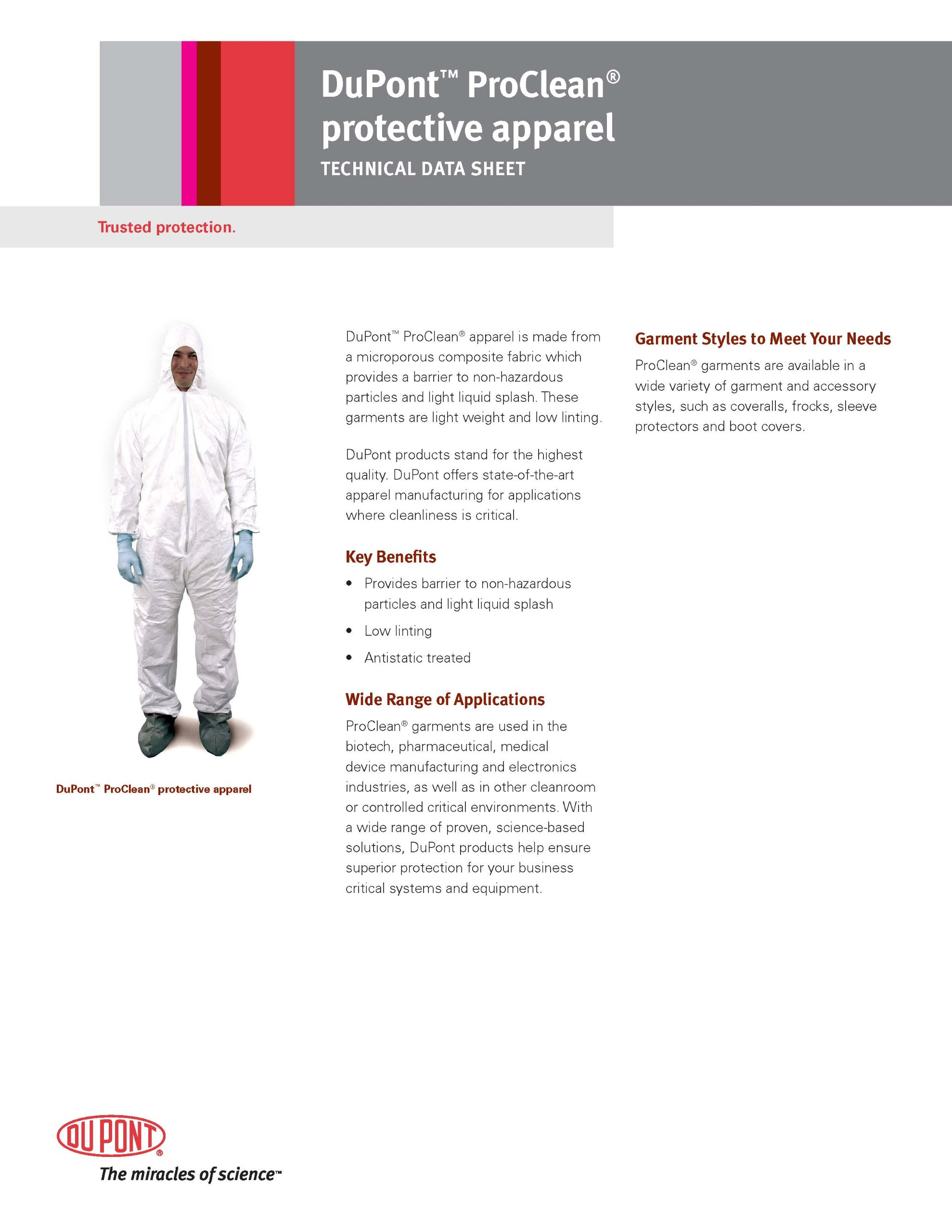 Dupont Tyvek IsoClean IC501B Sleeve, White, Universal Size (Pack of 100) by IsoClean (Image #6)
