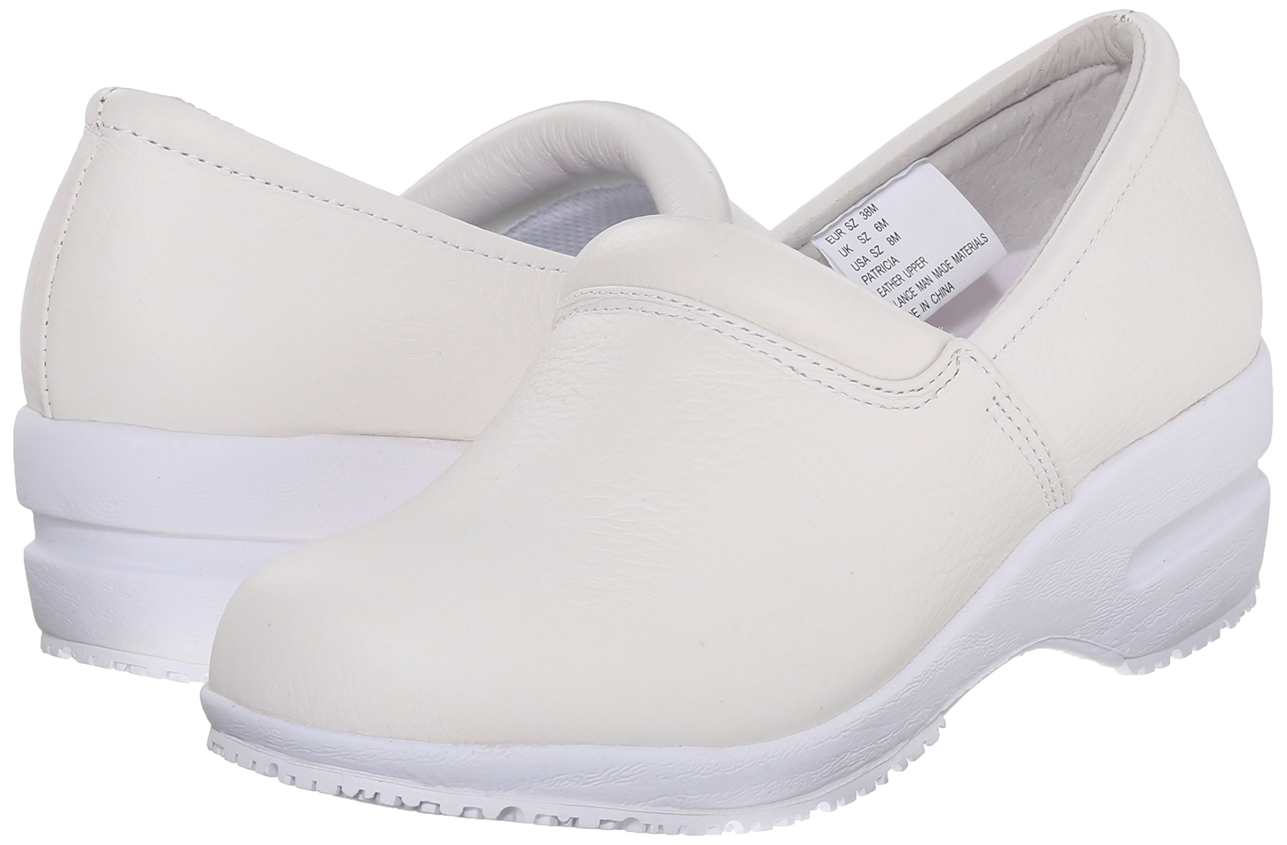 Cherokee Women's Patricia Work Shoe, White, 8 M US by Cherokee (Image #6)