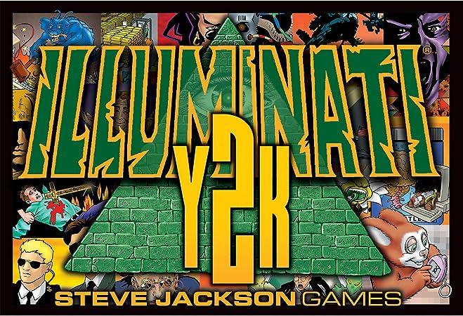 Steve Jackson Games Illuminati Y2K