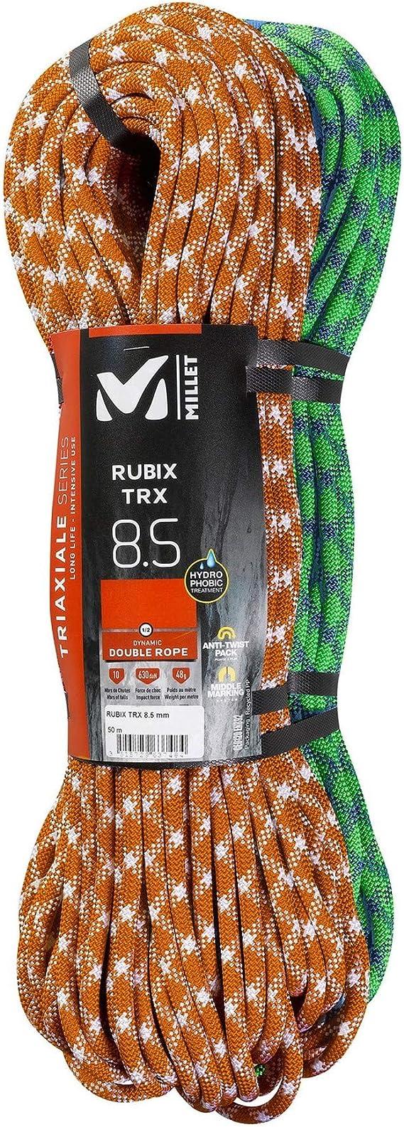 MILLET MIX1782 Cuerda, Unisex-Adult, Vert/Orange, Unico ...