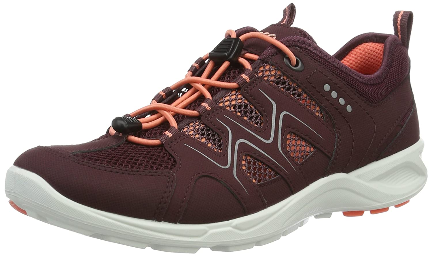 ECCO Women's Terracruise Hiking Shoe B01LKLZNGI 41 M EU (10-10.5 US)|Bordeaux