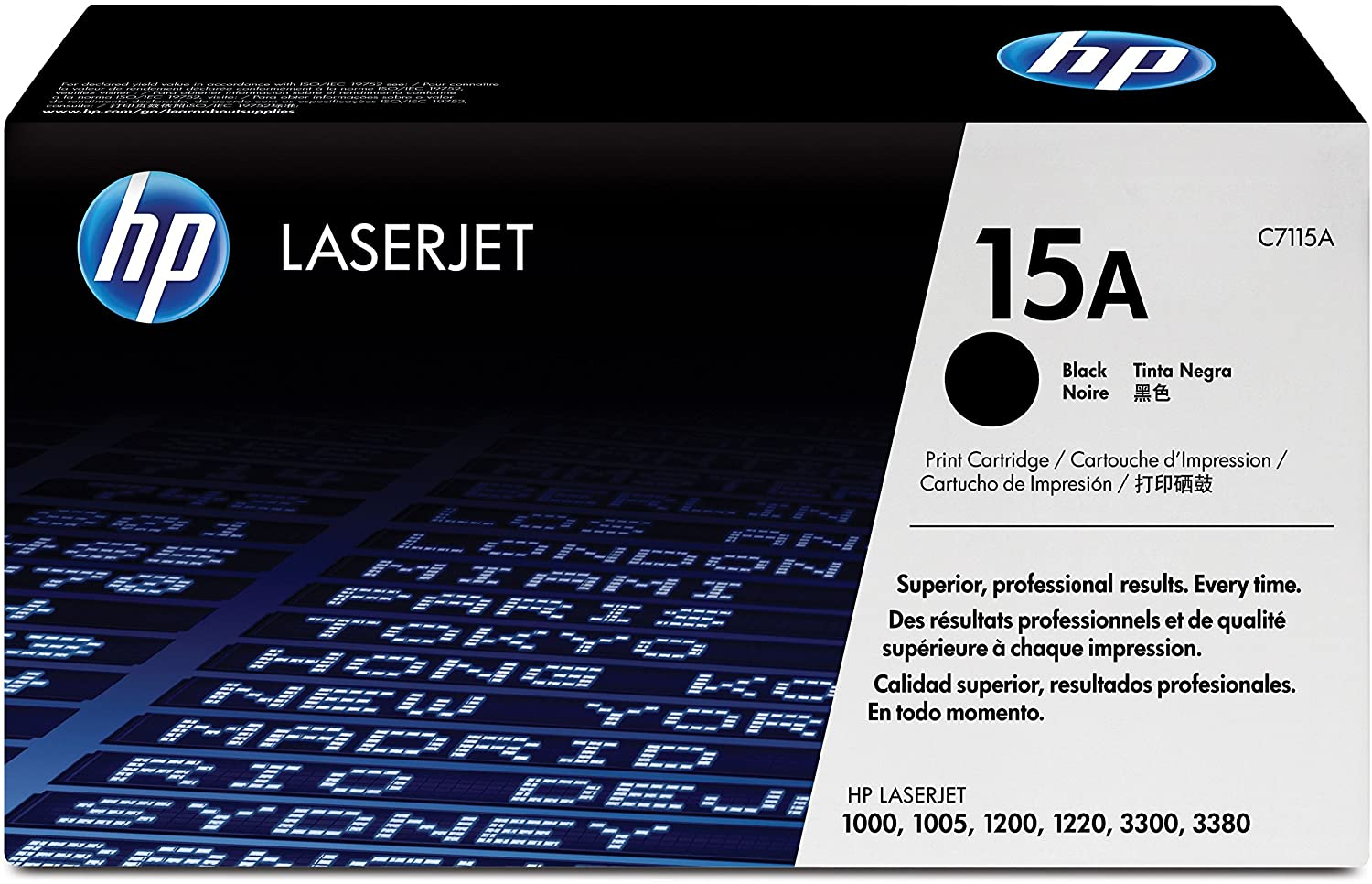 HP 15A | C7115A | Toner Cartridge | Black