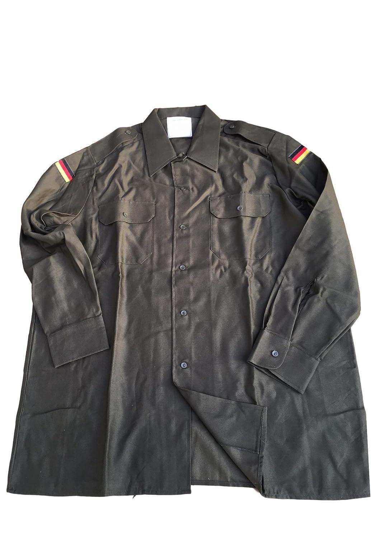 Chemise Homme Armée Production Allemande Vêtements Field Cissbury Olive YeW9IEDH2