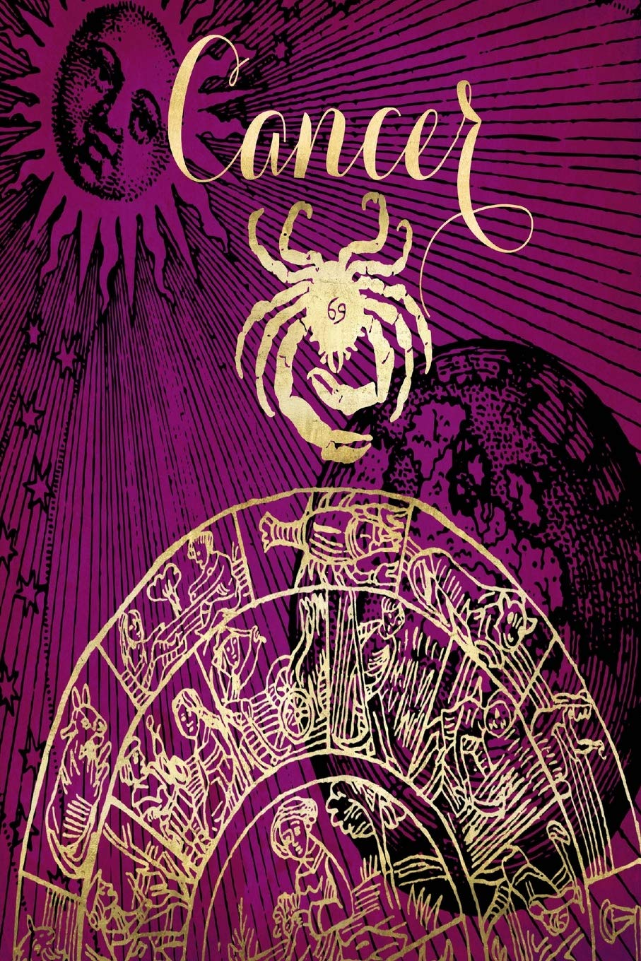 2019 Weekly Planner Cancer Symbol Astrology Zodiac Sign
