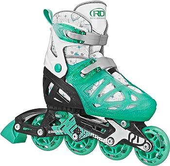 Roller Derby Girls Tracer Rollerblades For Kids