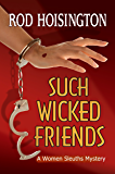 Such Wicked Friends: A Women Sleuths Mystery (Sandy Reid Mystery Series Book 3)