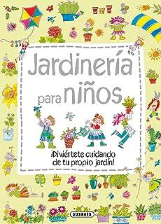 Jardinería para niños (Mi primer libro de...) (Spanish Edition)