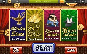 Amazon.com: Samurai Gold Casino Slots Machine of Fun for ...