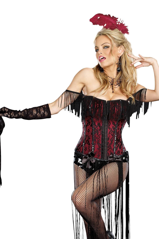 558a945491 Amazon.com  Dreamgirl Women s Burlesque Beauty Costume  Clothing