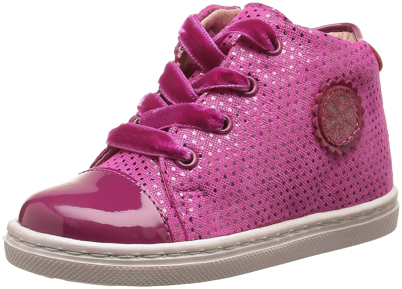 Aster Risette, Chaussures Premiers Pas Bébé Fille Chaussures Premiers pas bébé fille Rose (Fuchsia) 23 EU 442855-10-21