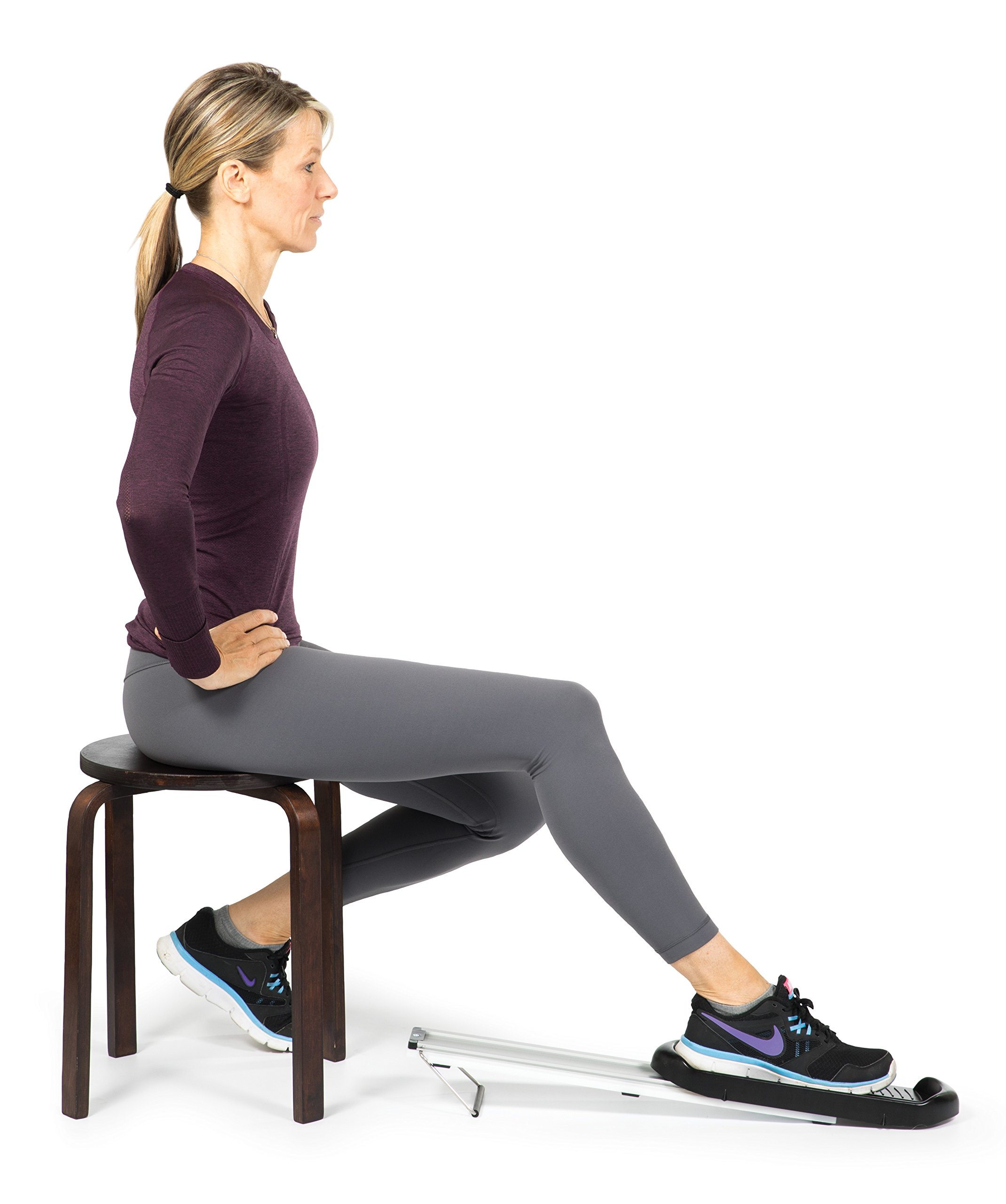 Knee Glide - An Exercise Tool for Therapy After Knee Replacement | Rehabilitation for ACL, PCL, Shoulder, Rotator Cuff Surgery, or Hip Replacement by OPTP (Image #4)