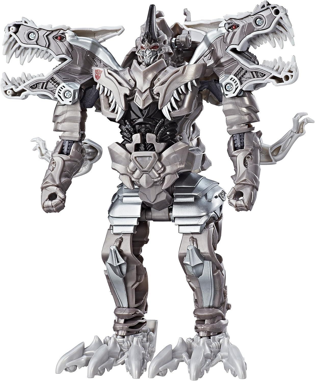 NUOVO Transformers L/'ultimo Cavaliere Armatura Turbo changer GRIMLOCK Dinosauro Trex