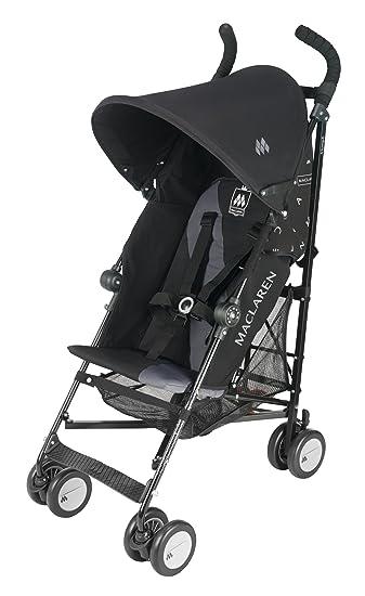 Maclaren Triumph Stroller Black Discontinued By Manufacturer