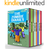 The Zombie Diaries, Books 1 to 8 Box Set: (An Unofficial Minecraft Diary Book for Kids Ages 9 - 12 (Preteen)