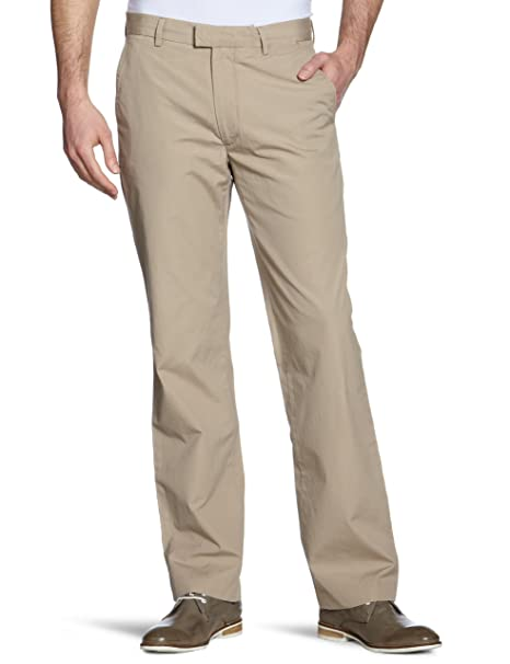 cb5318eaa20 Dockers - Pantalones para hombre Slim Fit, color Beige (BRITISH KHAKI 0033),