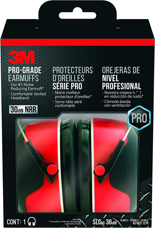 3M Pro-Grade Noise-Reducing Earmuff