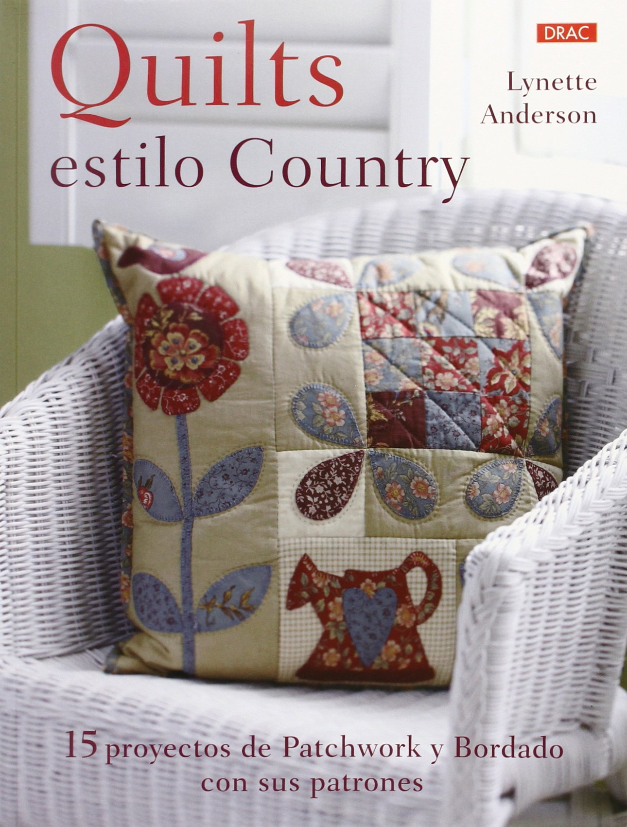 Quilts estilo Country (Spanish) Paperback – 2014