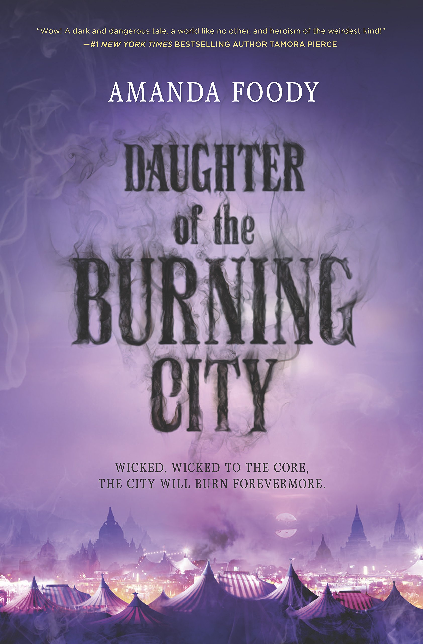 Amazon.com: Daughter of the Burning City (9780373212439): Foody, Amanda:  Books