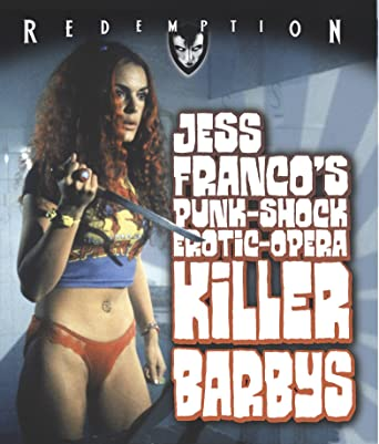 Killer Barbys [Blu-ray]