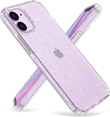 Ornarto Crystal Glitter Hülle Für Iphone 12 Mini 5 4 Elektronik
