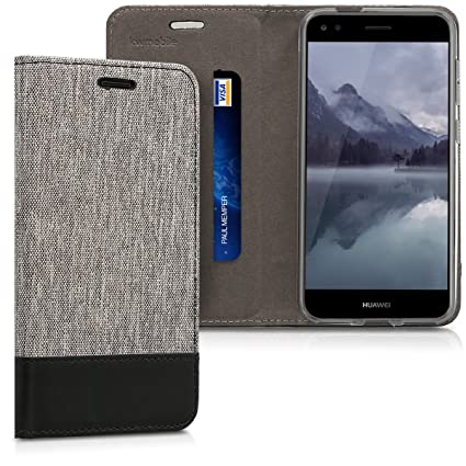 Amazon Com Kwmobile Book Style Case For Huawei Y6 Pro 2017