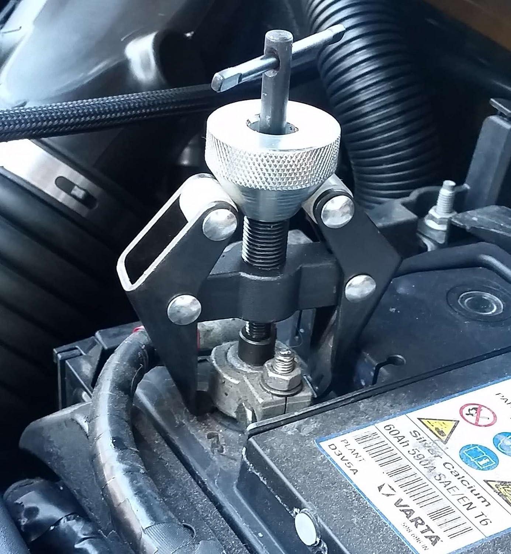 XtremeAuto - Terminal de la batería/limpiaparabrisas brazo extractor herramienta para quitar Heavy Duty: Amazon.es: Bricolaje y herramientas
