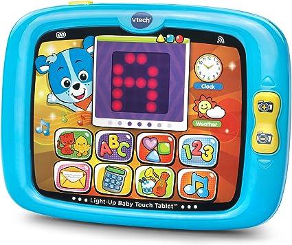 Vtech Tableta Táctil Para Bebé Azul Exclusiva En Línea Toys Games