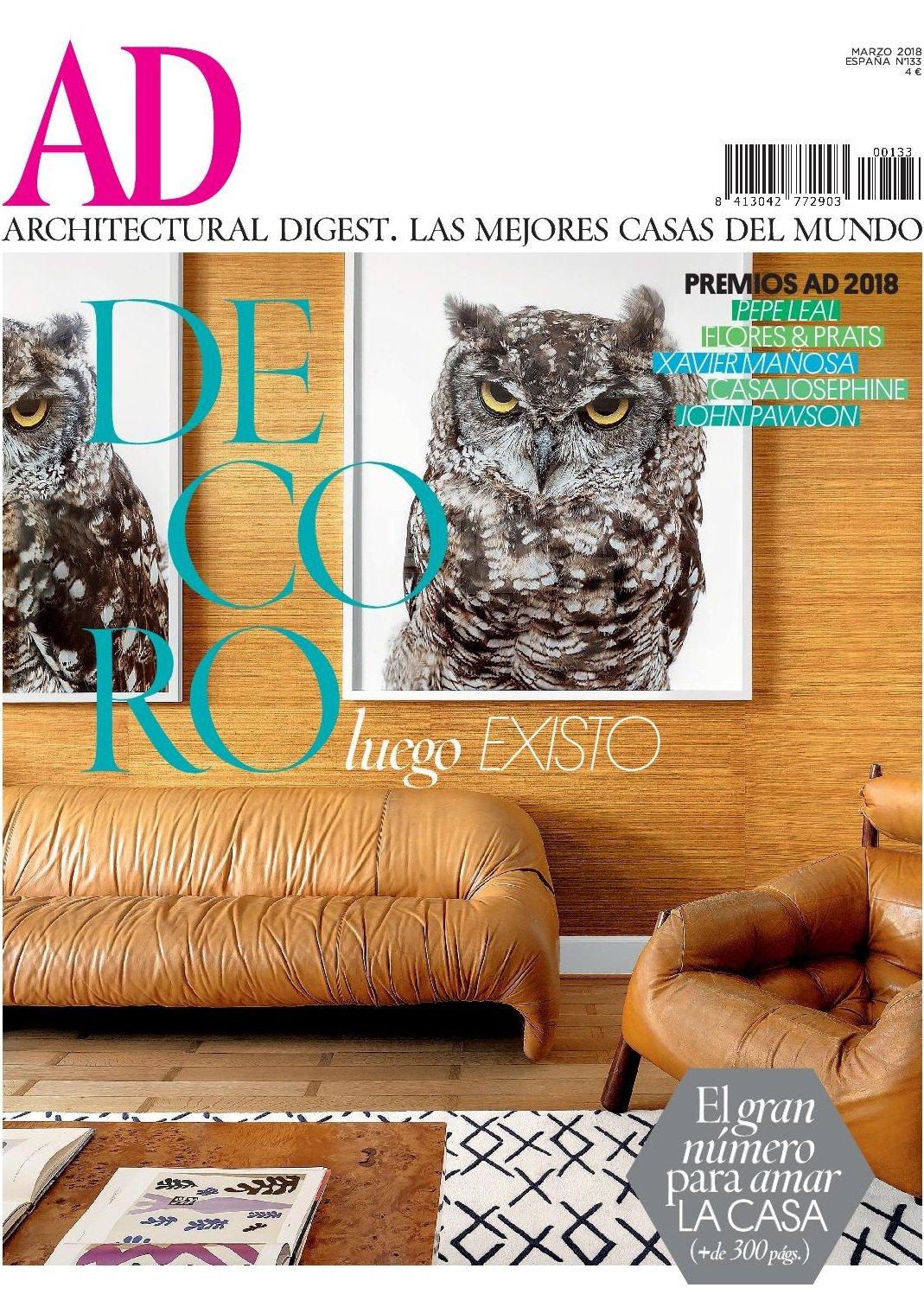 Architectural Digest España. Marzo 2018 - Número 133: Amazon.es ...