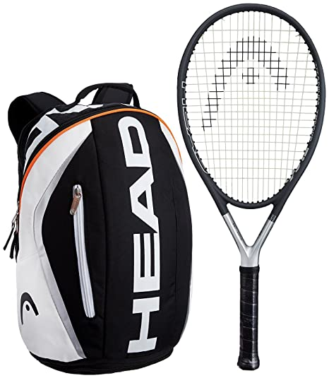 6ebbbf91a54f4 Buy HEAD Ti S6 US Tennis Racquet Online at Low Prices in India - Amazon.in