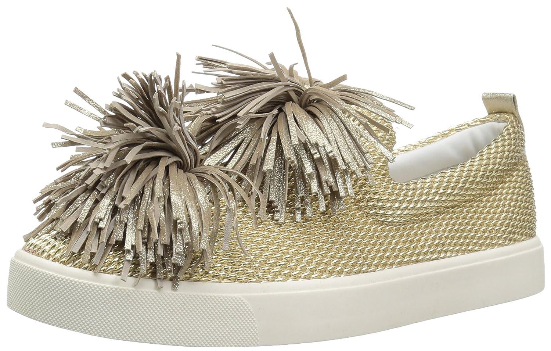 Sam Edelman Women's Emory Sneaker B073DN9XY5 8.5 B(M) US|Gold