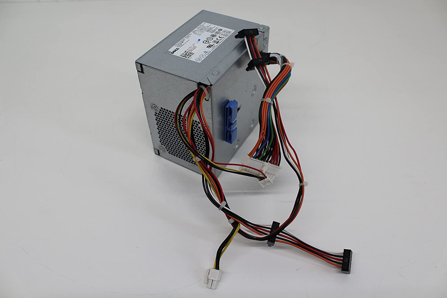 Genuine Dell 255W Power Supply For Dell Optiplex 360, 380, 580, 760, 780, 960. P/N: N805F PW115 FR607. Part Numbers: L255EM-01, F255E-00, H255PD-00