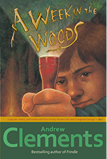 Amazon frindle ebook andrew clements brian selznick kindle store a week in the woods fandeluxe Image collections