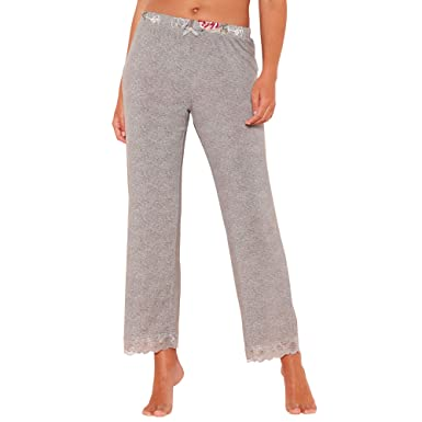 Debenhams Gorgeous Dd+ Womens Grey  Frosted  Pyjama Bottoms ... 96a0396b7