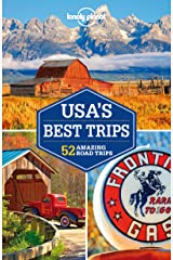 Lonely Planet USA's Best Trips (Travel Guide) Paperback