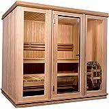 Almost Heaven Saunas Bridgeport Indoor Sauna (6 person)
