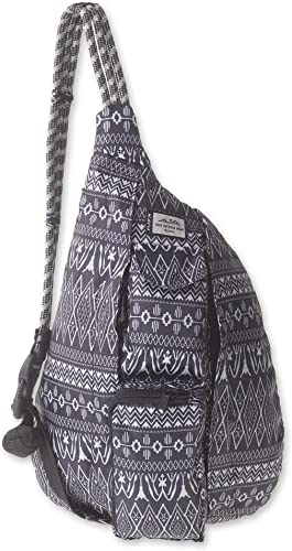 KAVU Mini Rope Pack Sling Bag Crossbody Shoulder Polyester Sling Backpack