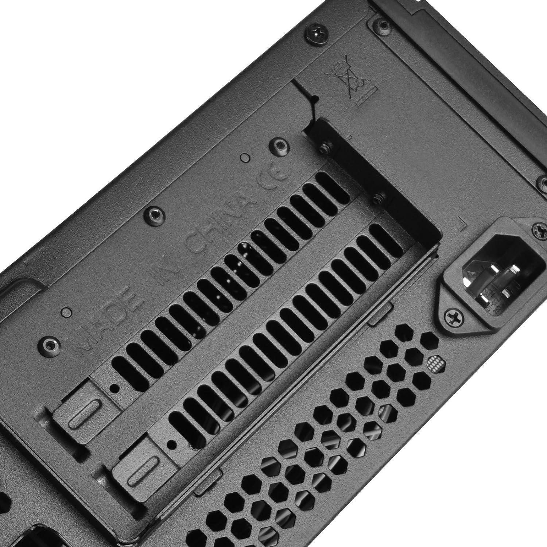 silber Externes SATA zu M.2 SSD-Geh/äuse SilverStone SST-MS09S USB 3.1 Gen.2