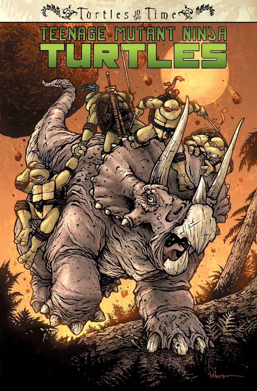 Teenage Mutant Ninja Turtles: Turtles in Time: Amazon.es ...