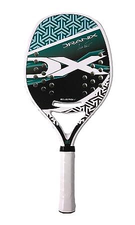 Dranix Energy Pala de pádel de tenis para playa - Grip 4 1/4 ...