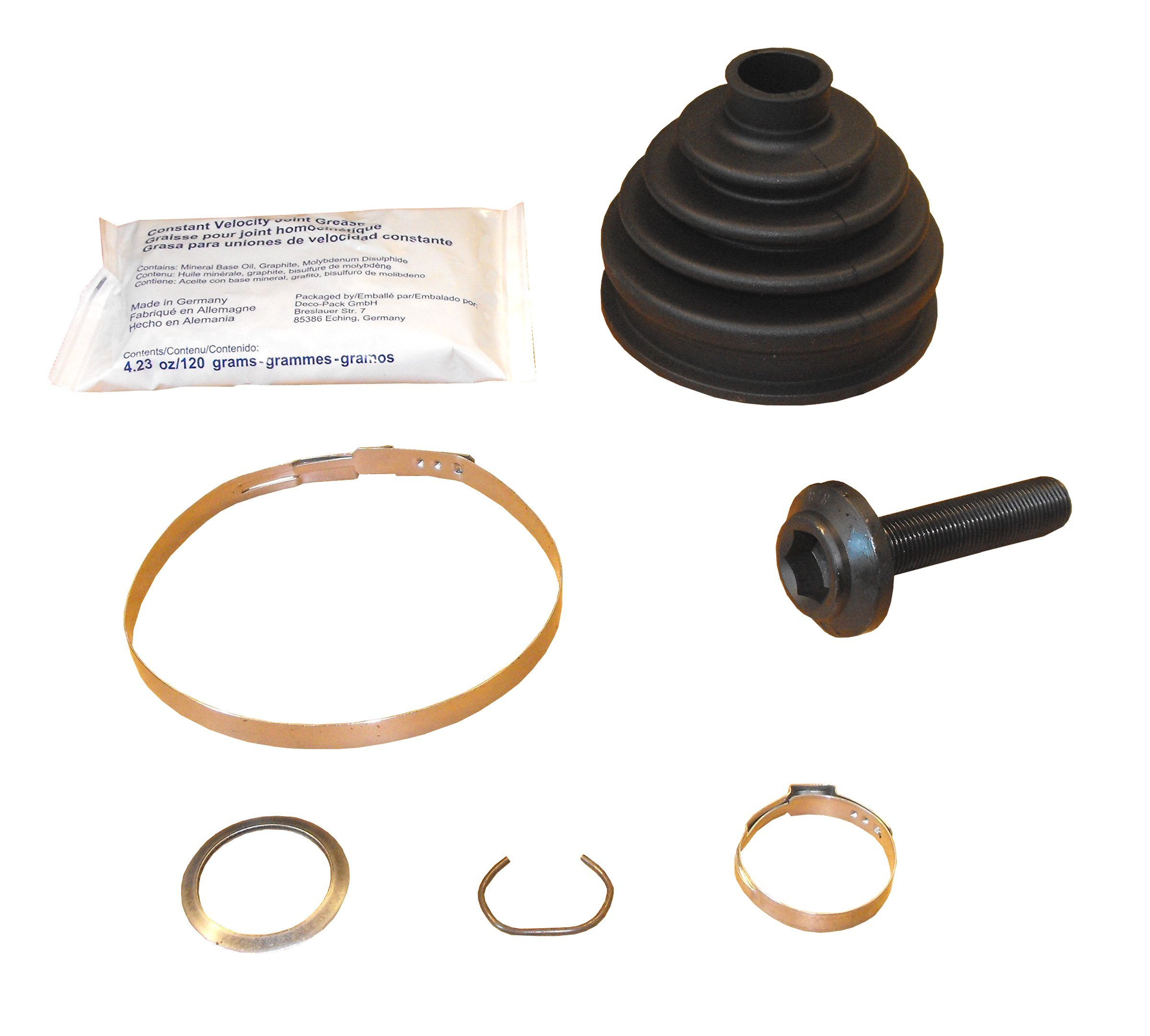 ContiTech BKN0001R CV Boot Kit