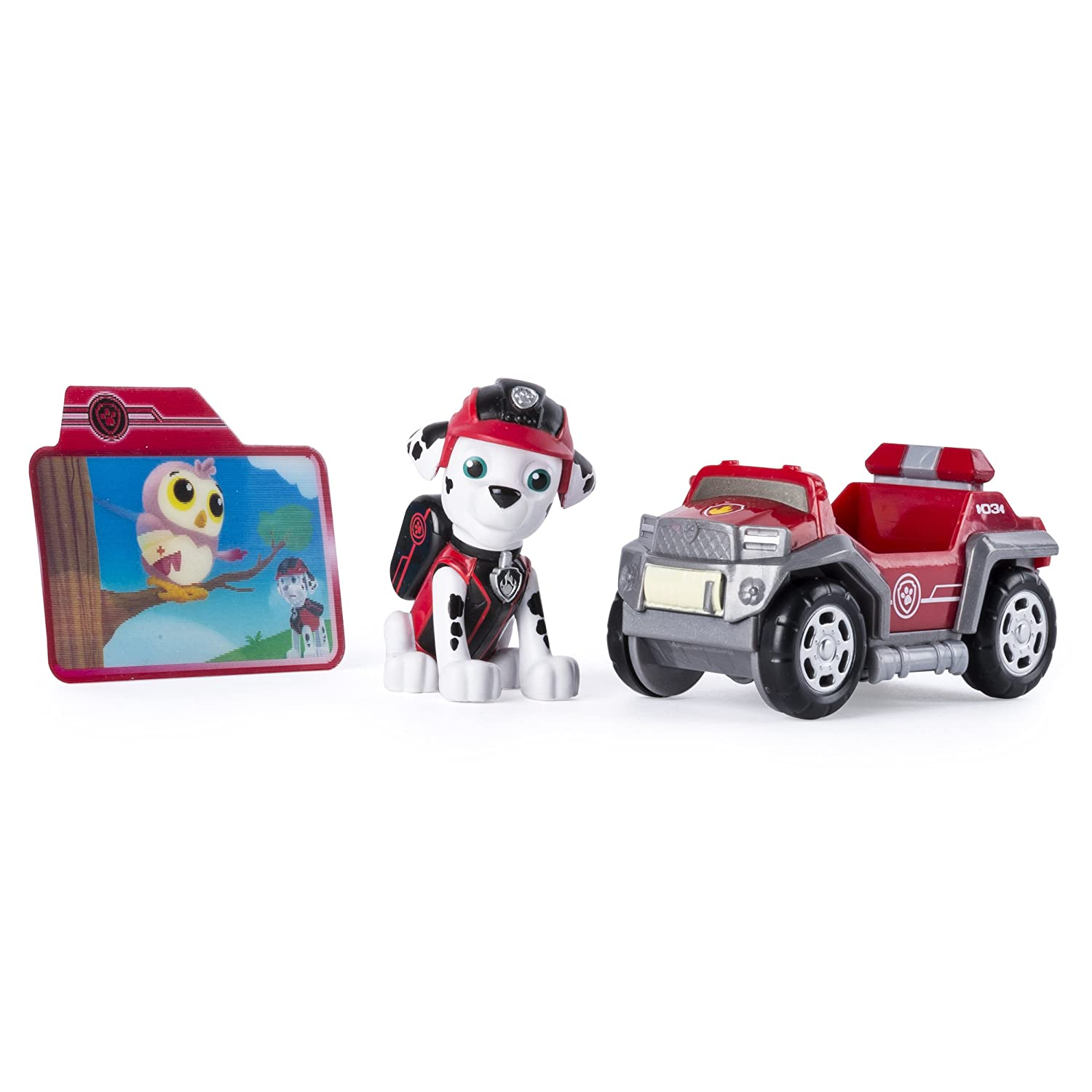 bacee8d77cb61 PAW PATROL 6037962 Mission Mini véhicule - Marshall  Amazon.fr  Jeux et  Jouets