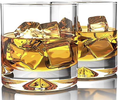 Premium Whiskey Glasses