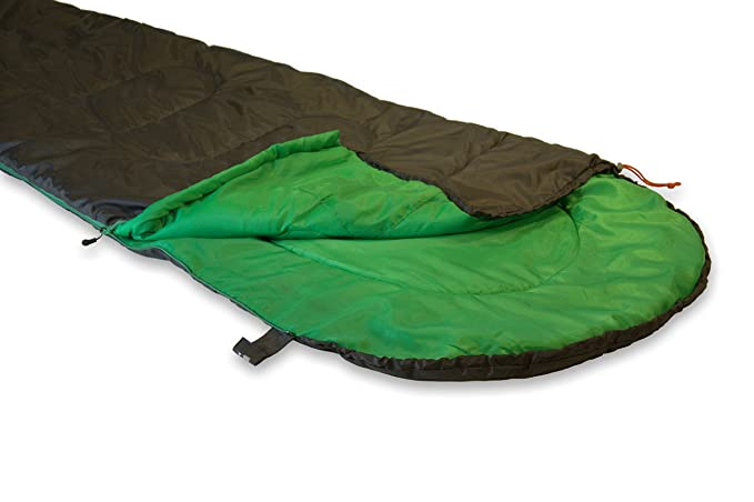 High Peak Easy Travel Saco de Dormir, Unisex Adulto: Amazon.es: Deportes y aire libre